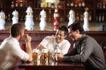 3 guys in pub